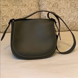 Coach 1941 Glove-tanned Leather Saddle Bag 35